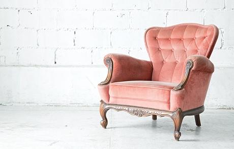 Stoel roze 460x294