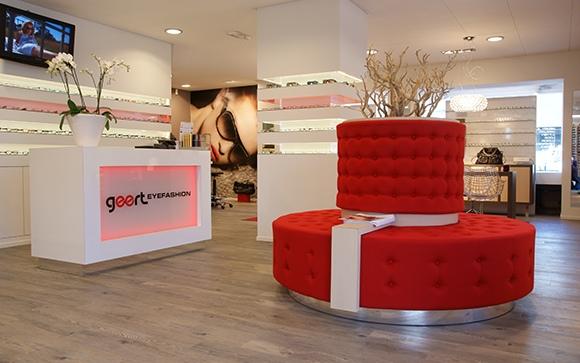 Ronde Design Banken.Ronde Bank In Winkel De Ridder Stoffering