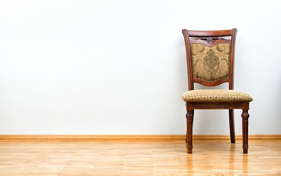 Klassieke eettafel stoel - De Ridder Stoffering